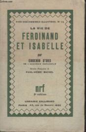 Collection Vies Des Hommes Illustres N° 74. La Vie De Ferdinand Et Isabelle - Couverture - Format classique