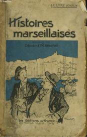 Histoires Marseillaises - Couverture - Format classique
