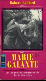 Marie Galante -Tome 1 - Couverture - Format classique