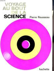 Voyage Au Bout De La Science - Couverture - Format classique