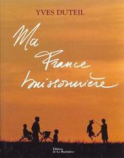 Ma france buissonniere - Intérieur - Format classique