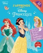 J'apprends avec les princesses - Couverture - Format classique