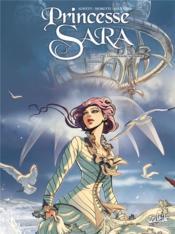 Princesse Sara T.13 ; l'université volante - Couverture - Format classique