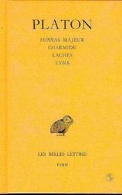 Hippias Majeur T2 - Couverture - Format classique