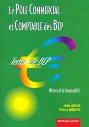 Pole Com-Compta Ter Bep Compta/Arouh - Couverture - Format classique