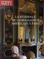 Connaissance Des Arts N.333 ; La Résidence De L'Ambassadeur Américain A Paris - Intérieur - Format classique