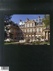 Connaissance Des Arts N.333 ; La Résidence De L'Ambassadeur Américain A Paris - 4ème de couverture - Format classique