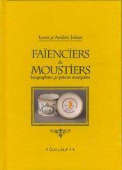 Faienciers de moustiers - Intérieur - Format classique