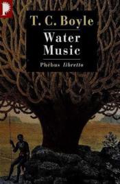 Water music - Couverture - Format classique