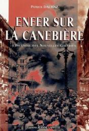 Enfer Sur La Canebiere - Couverture - Format classique