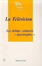 Television (la) - Couverture - Format classique