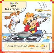 Vive les crepes ! - Intérieur - Format classique