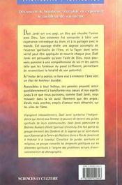 Les ailes de l'ame - liberer son identite spirituelle - 4ème de couverture - Format classique