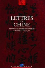 Lettres En Chine - Couverture - Format classique