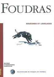 Foudras ; soudards et lovelaces - Couverture - Format classique