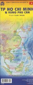 Ho Chi Minh City And Region - 4ème de couverture - Format classique