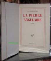 La Pierre angulaire. - Couverture - Format classique