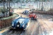 Les 24 Heures du Mans - Couverture - Format classique