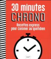 Hs grand livre fait maison 30 minutes chrono - Couverture - Format classique