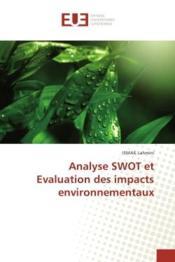 Analyse swot et evaluation des impacts environnementaux - Couverture - Format classique