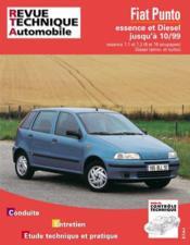 Rta 566.3 Fiat Punto Essence Et Turbo Diesel 93-98 - Couverture - Format classique