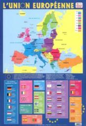 L'Union Europeenne - Couverture - Format classique