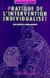 Pratique Intervention Individualisee - Couverture - Format classique