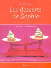 Desserts De Sophie - Collection Printemps Ete (Les) - Intérieur - Format classique