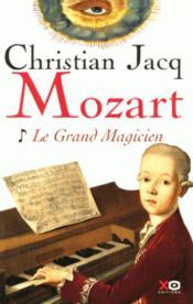 Mozart t1 le grand magicien - Couverture - Format classique
