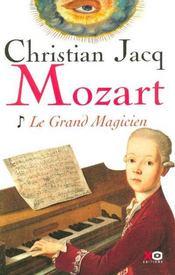 Mozart - tome 1 le grand magicien - Intérieur - Format classique