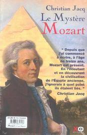 Mozart - tome 1 le grand magicien - 4ème de couverture - Format classique