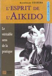 Esprit de l'aikido (l') 2edt - Intérieur - Format classique
