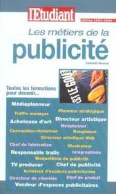 Les métiers de la publicité (édition 2004-2005) - Couverture - Format classique