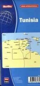 Tunisie - 4ème de couverture - Format classique