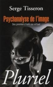Psychanalyse de l'image - Couverture - Format classique