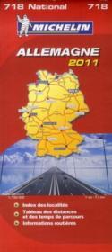 Allemagne (édition 2011) - Couverture - Format classique