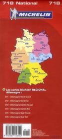 Allemagne (édition 2011) - 4ème de couverture - Format classique