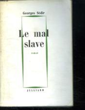 Le Mal Slave. - Couverture - Format classique