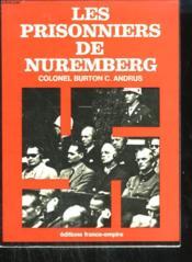 Les Prisonniers De Nuremberg. - Couverture - Format classique
