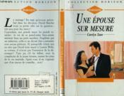 Une Epouse Sur Mesure - The Wife Next Door - Couverture - Format classique