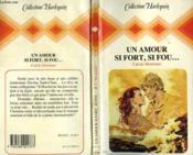Un Amour Si Fort, Si Fou... - Hidden Love - Couverture - Format classique