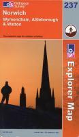 Norwich ; wymondham - Couverture - Format classique