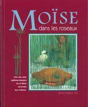 Moise Dans Les Roseaux - Intérieur - Format classique