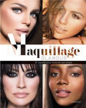 Maquillage glamour - Couverture - Format classique