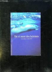 Vie et mort des baleines - Couverture - Format classique