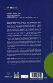 Le citoyen sentimental ; émotions et politique en démocratie - 4ème de couverture - Format classique