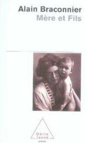 Mère et fils - Couverture - Format classique