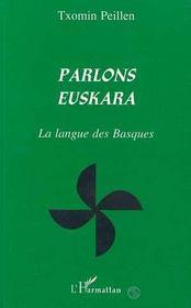Parlons euskara - la langue des basques - Intérieur - Format classique