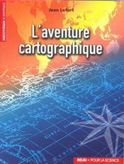 L'Aventure Cartographique - Intérieur - Format classique