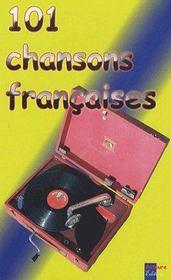 101 Chansons Francaises - Couverture - Format classique